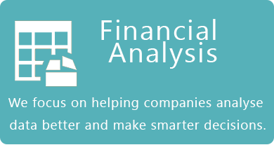 financial and analysis project